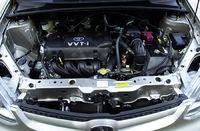 トヨタ・プラッツ1.5X FF(4AT)【ブリーフテスト】の画像