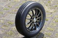 「レグノGRレジェーラ」は軽自動車用のプレミアムタイヤで、2015年12月に発表、2016年2月に発売された。