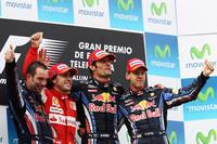 第5戦スペインGP「4分の1の4強関係」【F1 2010 続報】