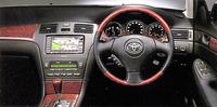 トヨタ・ウィンダム3.0G リミテッドエディション・ブラックセレクション(5AT)【ブリーフテスト】の画像