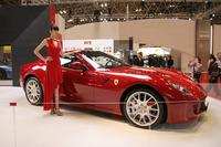 「フェラーリ599」