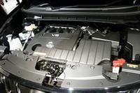「日産ムラーノ」フルモデルチェンジで、さらにデザインをシフトするの画像