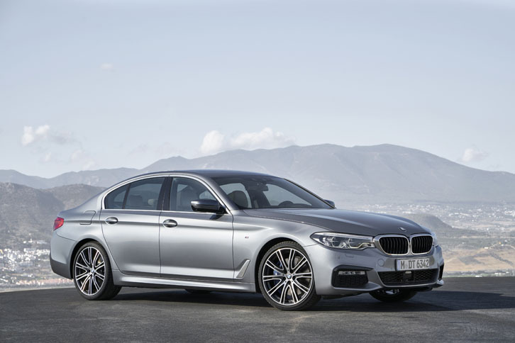 BMW 5シリーズ セダン Mスポーツ(エクステリア)