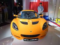 ロータス・エリーゼ、2011年モデル発売