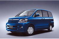 トヨタ「ノア」に最新ナビ、合わせて特別仕様車を発売の画像