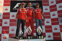 第14戦イタリアGP「混迷の残り5戦へ」【F1 2010 続報】