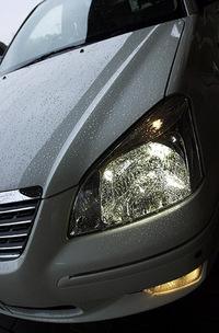 トヨタ・プレミオ 1.8X EXパッケージ 4WD(4AT)【ブリーフテスト】の画像