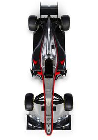 マクラーレン・ホンダが新型F1マシンを発表の画像