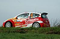 JWRCではシトロエンのダニエル・ソルドがドイツを制した。2位にはクリス・ミークが続き、WRCとともにシトロエンの1-2フィニッシュを達成。