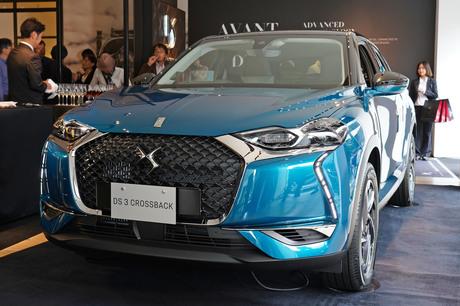 2019年6月末に国内販売が始まった「DS 3クロスバック」。フランス車ならではの個性的なデザインと先進技術...