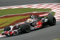 最終戦ブラジルGP決勝結果【F1 08 速報】の画像