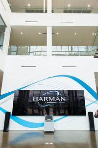 トヨタ、BMW、アウディなどを顧客に持つハーマンのコネクテッドカー技術やオーディオシステムは、現在、3000万台以上の車両に搭載されている。