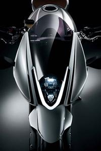 ターボエンジンのバイクをスズキが提案【東京モーターショー2013】の画像