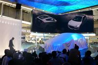 ホンダの「CR-Z」は市販を視野に入れたモデル【会場リポート】の画像