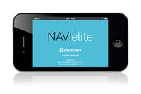 カーナビアプリ「NAVIelite」がバージョンアップの画像