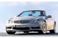 「SL55 AMG」、1600.0万円也!の画像