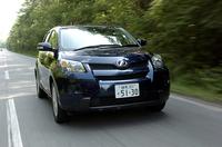 トヨタ・イスト 180G(FF/4AT)/150X(FF/CVT)/150X(4WD/CVT)【短評】