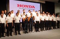 ホンダ、2012年のモータースポーツに新たな動き