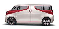 スズキがミニバンのコンセプトモデルを出展【東京モーターショー2015】の画像