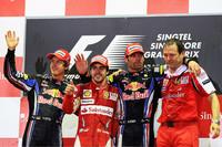 第15戦シンガポールGP「レッドブルにないもの」【F1 2010 続報】
