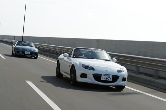 マツダ・ロードスターRS(FR/6MT)/RS RHT(FR/6MT)【試乗記】