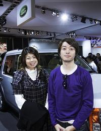 →東京モーターショー2007特集はこちら