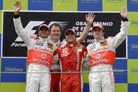 スペインGPでマッサV、琢磨アグリ初得点【F1 07】