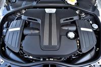 「谷口信輝の新車試乗」――ベントレー・フライングスパーV8 S(後編)の画像