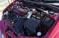 インタークーラースプレーは引き続き標準装備。