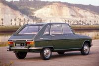 1970年モデル。テールランプまわりがモディファイされている。