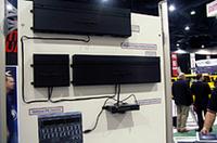 ザプコの新アンプはデジタルコントロール可能なシステムに発展できる。