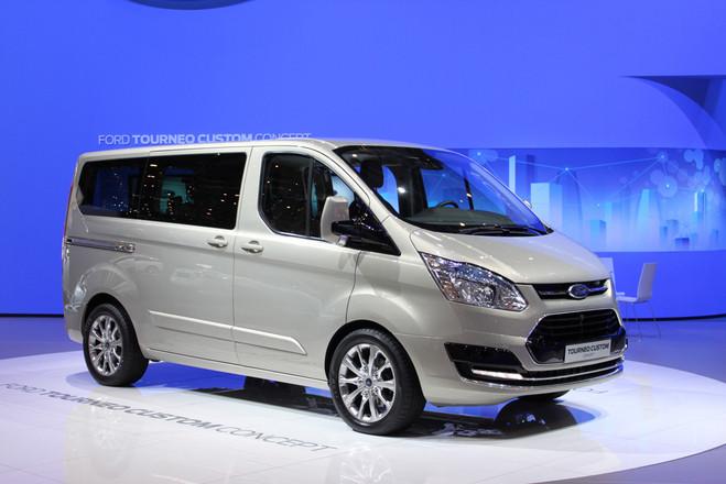 フォード・トルネオ カスタム コンセプト