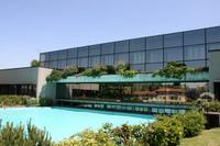 トリノ郊外カンビアーノにあるピニンファリーナ本社。