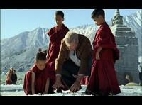 ランチア・デルタのCM「チベット篇」。