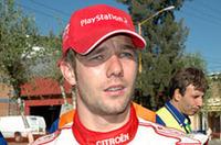 2004年に初タイトルを手に入れたフランス人、セバスチャン・ロウブ。1974年2月26日生まれの31歳。今年、ルマン24時間にもチャレンジする。