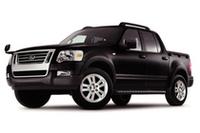 「フォード・エクスプローラー」のトラックバージョン発売