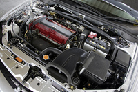 GT-Aのエンジン。