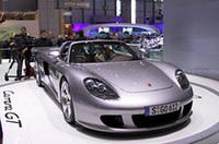 【ジュネーブショー2003】ポルシェ「カレラGT」、BMW「M3 CSL」