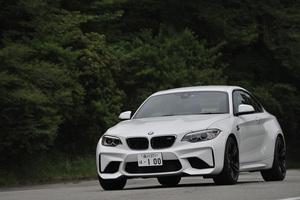 BMW M2クーペ(FR/7AT)【試乗記】
