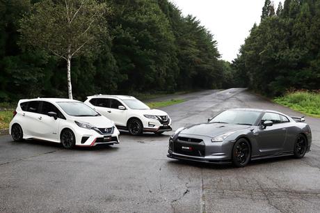 日本メーカーのモータースポーツ活動を担う、NISMO/無限/TRD/STIが開発したチューニングカーに試乗。ま...