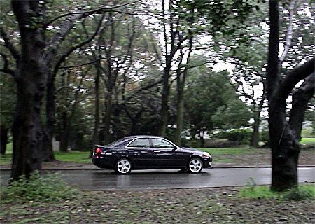 トヨタ・マークII2.5グランデiR-V(5MT)【ブリーフテスト】