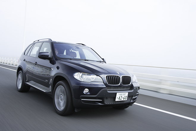 BMW X5 3.0si(4WD/6AT)【ブリーフテスト】