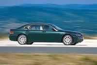 BMW7シリーズ(試乗篇)【試乗記】の画像