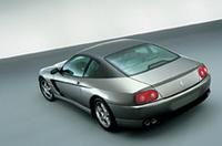 シューマッハー仕様の「フェラーリ456M GTA」、限定販売の画像