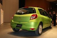 写真のボディカラーは、標準色の「ベールポム(緑のりんご)」。