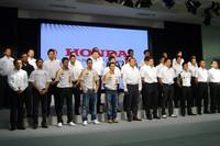 ホンダ、2011年のモータースポーツ活動を発表