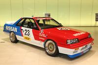 今回レストアされた「スカイラインGTS-R」は、スカイラインの中でも初めて本格的に海外のレースに投入された車両である。