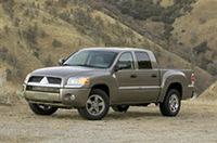 【デトロイトショー2005】三菱もピックアップトラックを投入、「エクリプス」は4代目へ