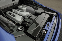 アウディR8 5.2 FSI クワトロ(4WD/6AT)【試乗速報】