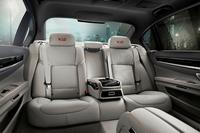 BMW 7シリーズに特別な内外装の限定車が登場の画像